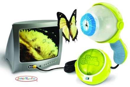 EyeClops Mikroskop