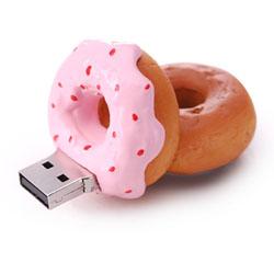 Donut Şekilli USB Hafıza