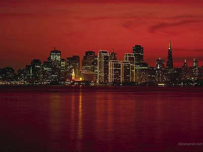 kırmızı gece