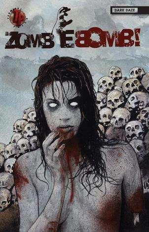 Zombie Bomb'un yeni sayısında Türkiye'den yazar ve çizerler de var.