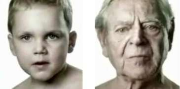 85 Years Of Life In Just 40 Seconds