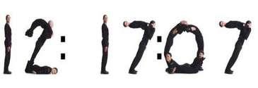 Human Clock