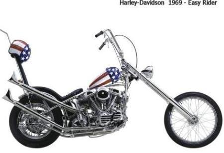 Harley Davidson 1969