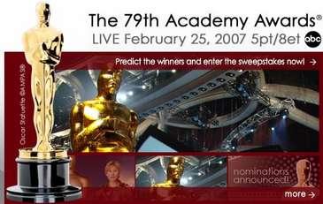 79th Oscar Awards