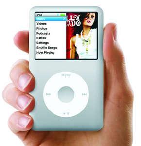 Popüler bir iPod modeli