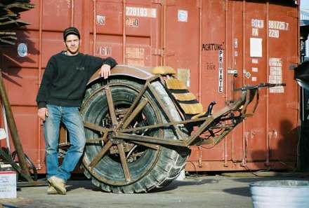 riot wheel