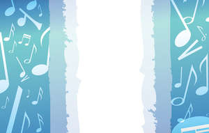 Vector Music Background Download