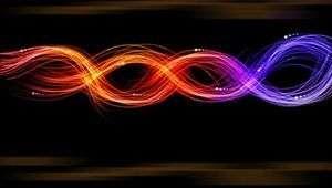 Dazzling Light Effect Photoshop Tutorials