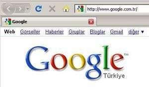 Google favicon