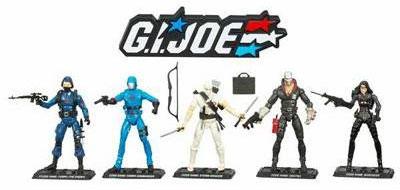 G.I. Joe figürleri