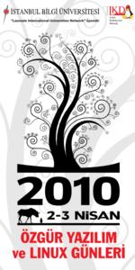 Özgür Yazılım ve Linux Günleri / 2010