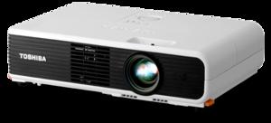 TLP-X200U mobile projektör