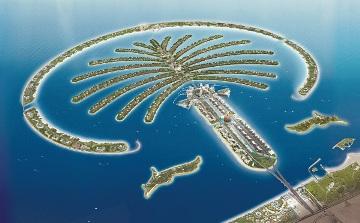 Palmiye Adaları, Dubai