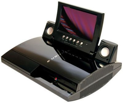 ps3 lcd&speakers