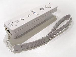 Wiimote/Wii Remote