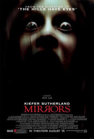 The Mirrors posteri