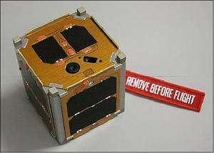 ITUpSat-1 (Copyright: ITU)