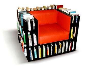 koltuk kütüphane
