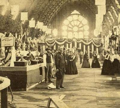 Chicago'da Büyük Pazar, 1865
