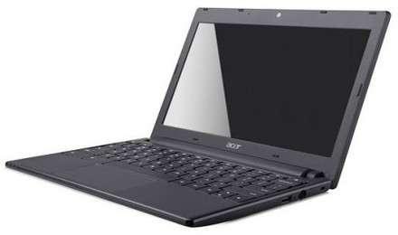 Acer Cromia Chromebook