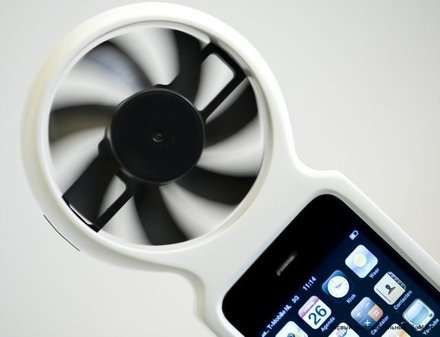 iPhone ve iPod'inizi iFan'la şarj edin!