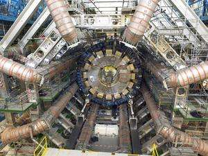 LHC'deki mıknatıslar....