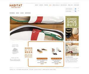 Habitat Shoes