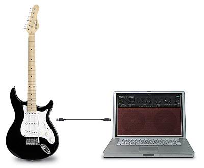 iAXE USB Electric Guitar