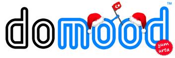domood yılbaşı logosu