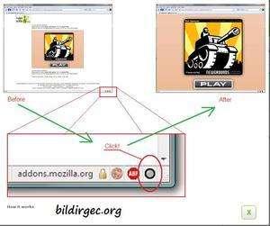 Firefox eklentileriyle oyunseverleride mutlu ediyor :)