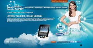 Gülüşünle Büyüle Ipad Kazan