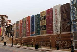 kütüphane binası
