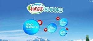 http://www.hayatsu.com.tr/Sudoku'un ekran görüntüsü
