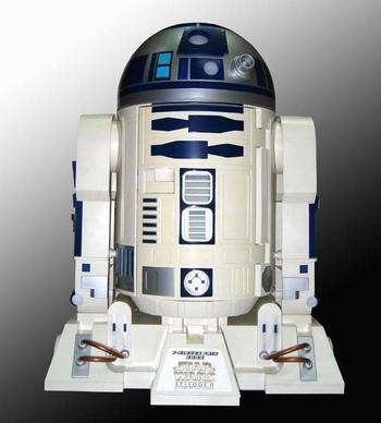 Star Wars R2D2 refrigerator