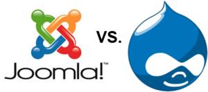 Joomla vs. Drupal