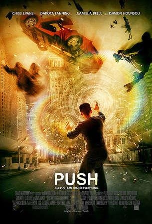 push (2009), poster