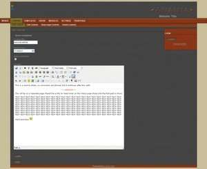 Anantasoft Gazelle CMS 1.0