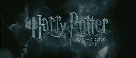 Harry Potter - Half-Blood Prince