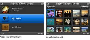 photoshop.com mobil hizmeti