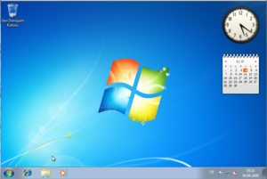 Netbook windows7