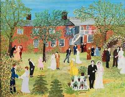 A Country Wedding, 1951,