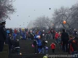1 nisan 2008 , ünlü odesa merdivenleri