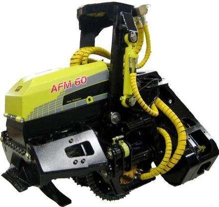 Ormancı Robot Başlık (AFM Harvester)