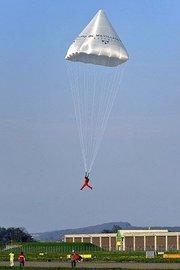 da vinci paraşütü
