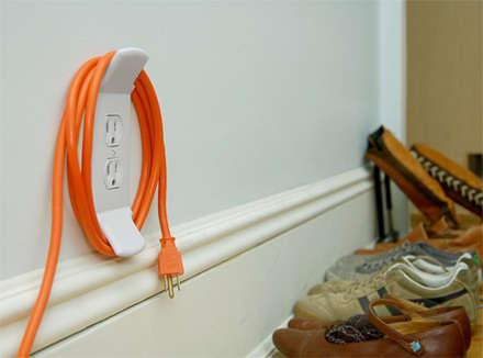 duvar kablo toplayıcısı