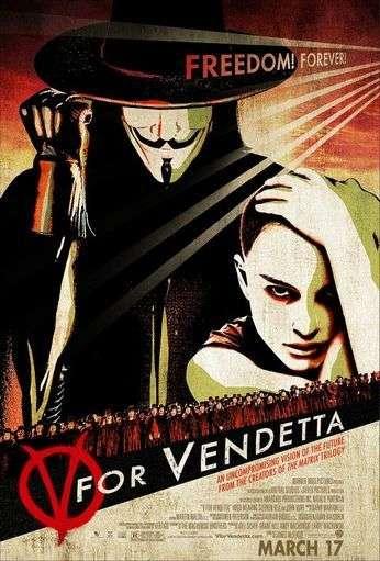 V for Vendetta - 2006