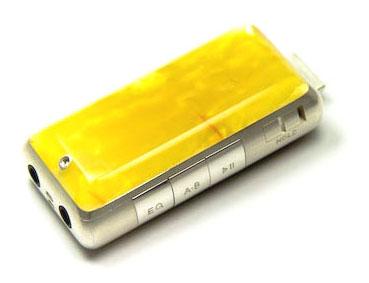 Altın Kaplamalı MP3 Çalar