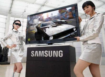 3d Plasma HDTV