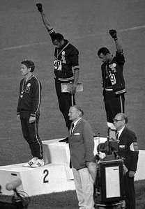 Kara Panterler Olimpiyatlarda - 1968