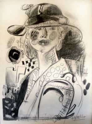 http://www.merello.com/images2/contemporary_modern_art.-merello._surrealist_portrait_of_margot.jpg